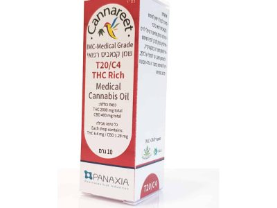 שמן קנארית T20/C4