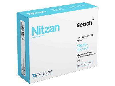תפרחת ניצן סאטיבה T20/C4 הזן החדש