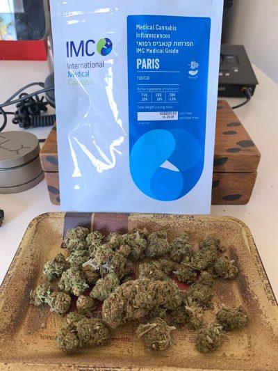 תפרחת פריז IMC