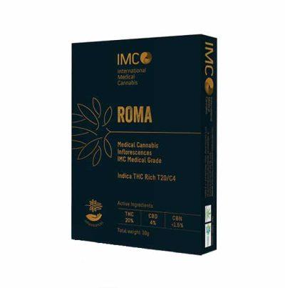 תפרחת רומא T20/C4