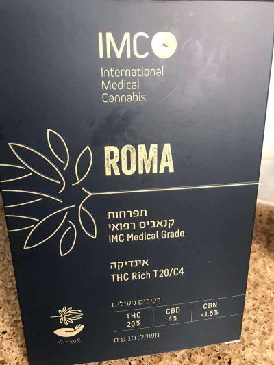 קופסת תפרחת רומא T20/C4 של IMC