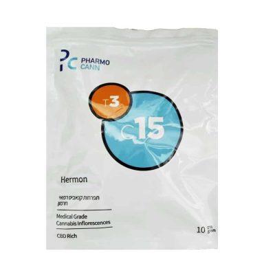 תפרחת חרמון T3/C15 פארמוקן