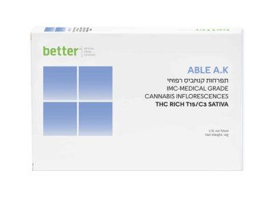 תפרחת ABLE A.K T15/C3