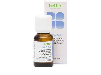 שמן ABLE A.K T15/C3