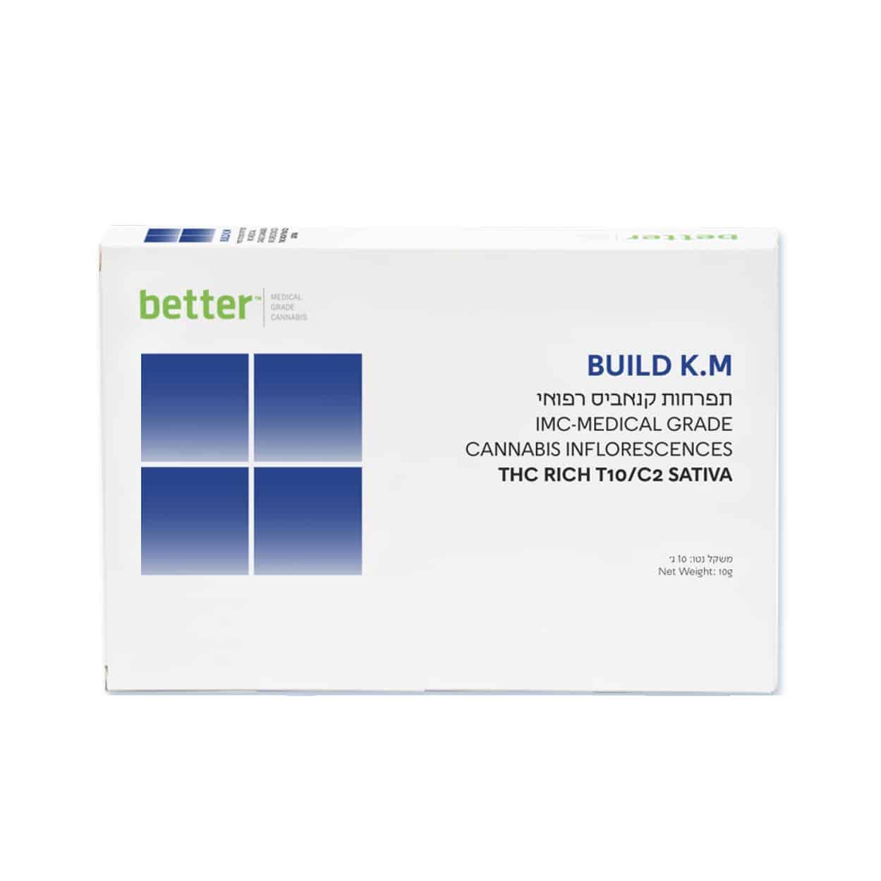 תפרחת BUILD K.M T10/C2