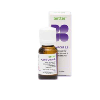 שמן COMFORT B.B T15/C3