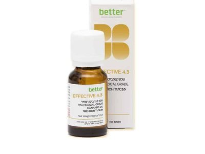 שמן EFFECTIVE 4.3 T5/C10