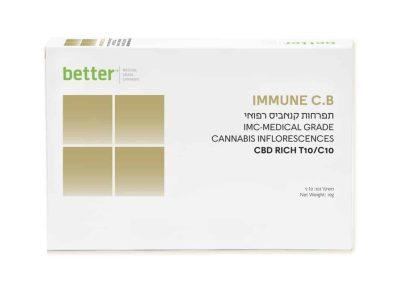 תפרחת IMMUNE C.B T10/C10