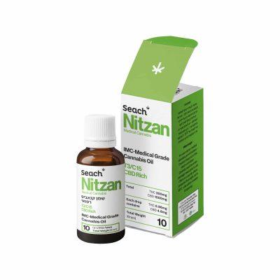 שמן ניצן CBD T3/C15