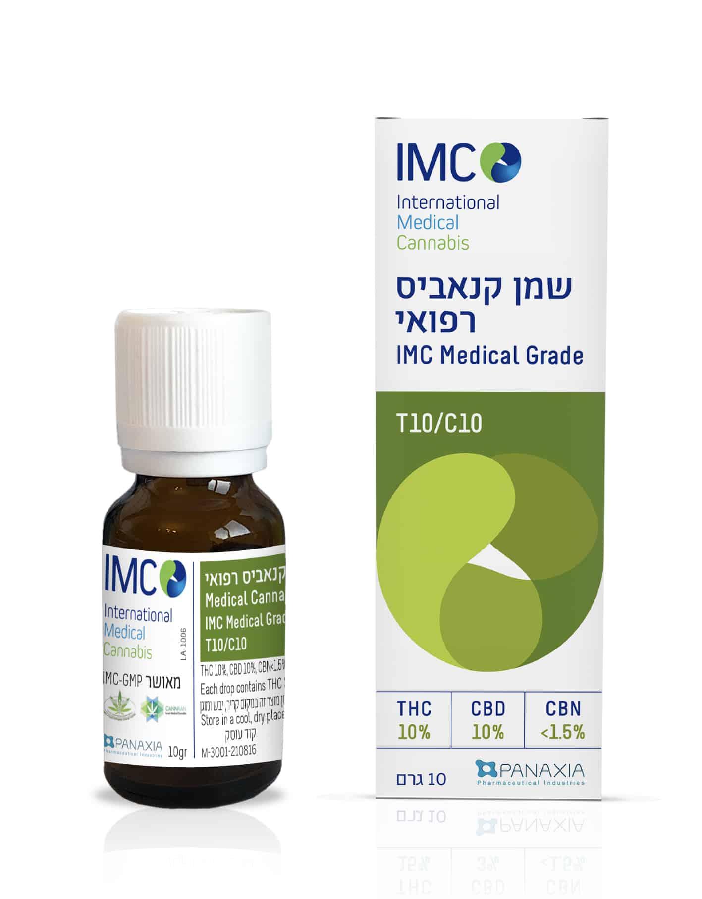 שמן IMC T10/C10