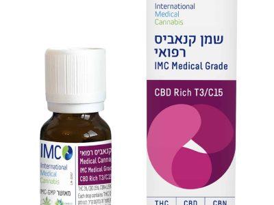 שמן IMC T3/C15