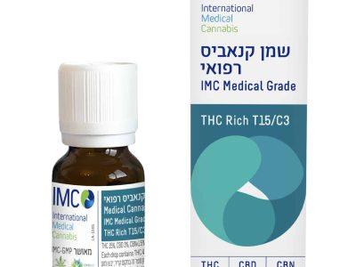 שמן IMC T15/C3