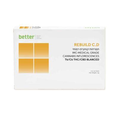 תפרחת REBUILD C.D T5/C5
