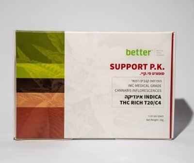 תפרחת SUPPORT P.K T20/C4