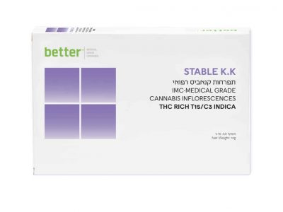 תפרחת STABLE K.K T15/C3