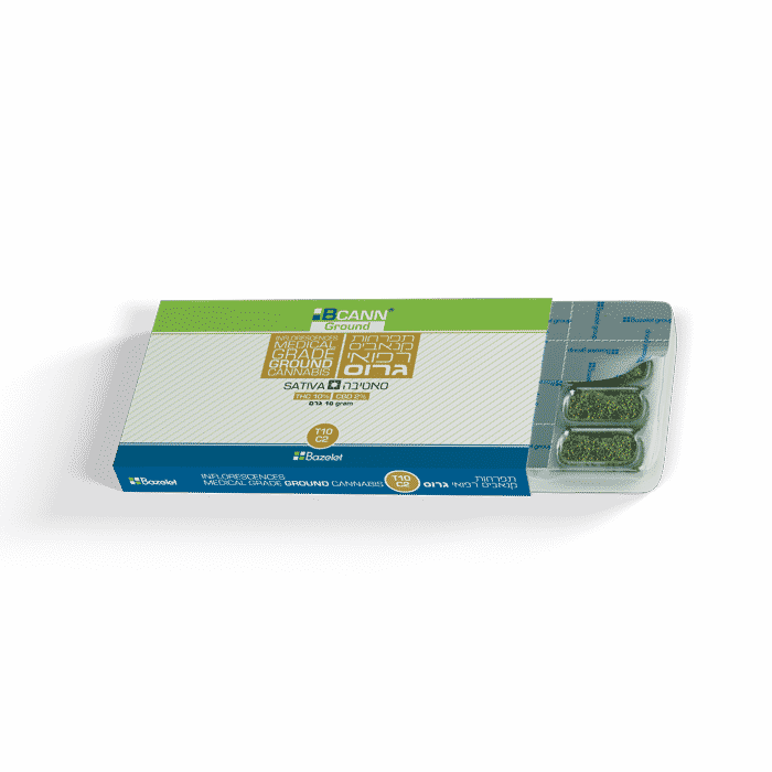 תפרחת גרוסה בזלת T10/C2 סאטיבה