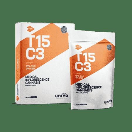 תפרחת יוניבו T15/C3 סאטיבה