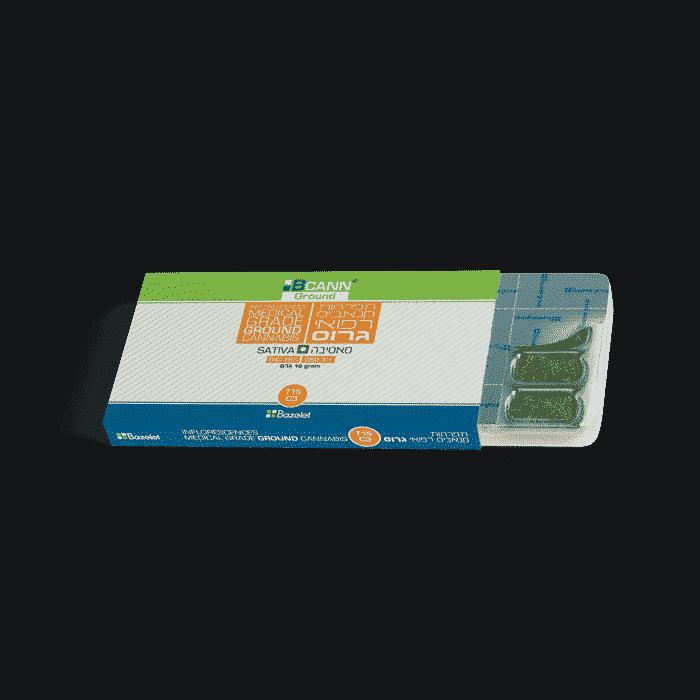 תפרחת גרוסה בזלת T15/C3 סאטיבה