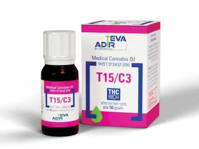 שמן טבע אדיר T15/C3