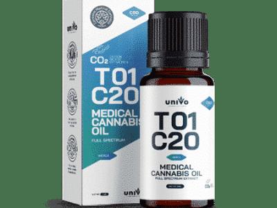 שמן יוניבו T1/C20 מיצוי CO2 אינדיקה