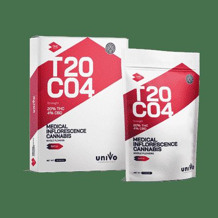 תפרחת יוניבו T20/C4 סאטיבה