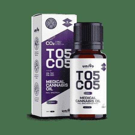 שמן יוניבו T5/C5 מיצוי CO2