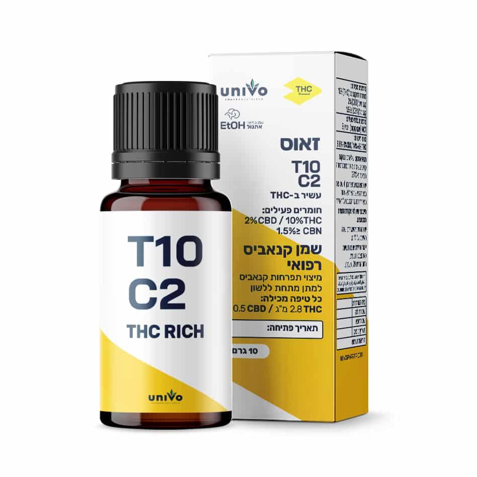 שמן זאוס T10/C2