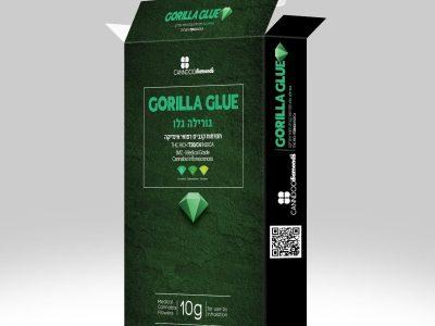 אריזת גורילה גלו (Gorilla Glue) - אינדיקה T20/C4