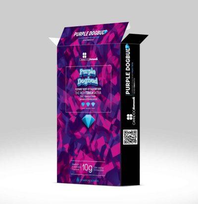 אריזת פרפל דוגבאד (Purple Dogbud) - סאטיבה T20/C4