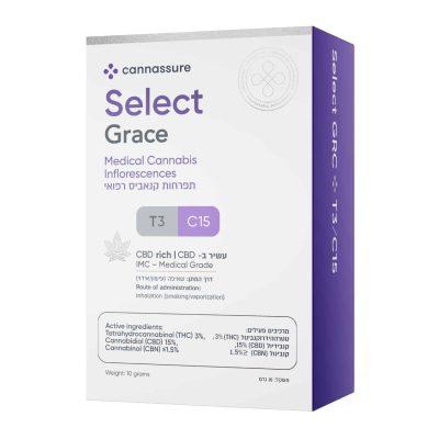 תפרחת סלקט גרייס (SELECT Grace) T3/C15