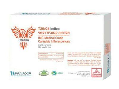 פניקס (Phoenix) אינדיקה T20/C4 פנאקסיה