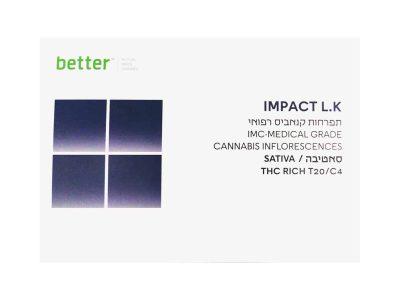 אימפקט אל.קיי (IMPACT LK) בטר