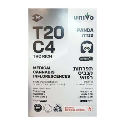 פנדה (Panda) - אינדיקה T20/C4