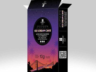 אייס קרים קייק (Ice Cream Cake) - אינדיקה T20/C4