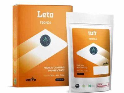לטו (Leto) - סאטיבה T20/C4
