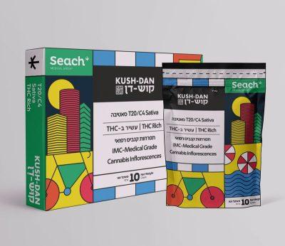 קוש דן (Kush Dan) - סאטיבה T20/C4