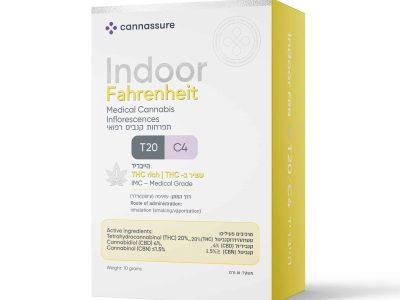 פרנהייט (Fahrenheit) - היבריד T20/C4