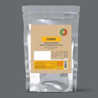 קהיר (CAIRO) - סאטיבה T20/C4