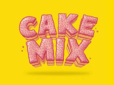 קייק מיקס (CAKE MIX) - אינדיקה T20/C4 - קוקיז