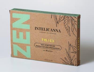 אריזת זן (ZEN) - אינדיקה T15/C3 - אינטליקנה