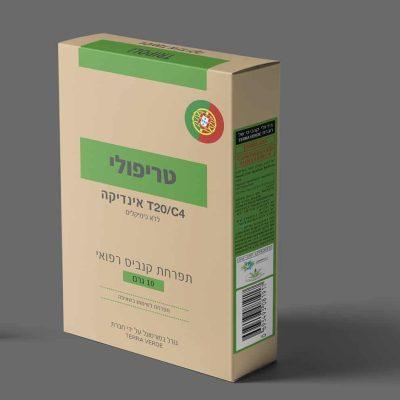 טריפולי (TRIPOLI) - אינדיקה T15/C3