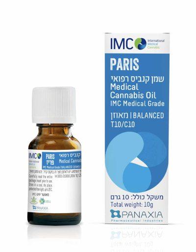 שמן פריז (Paris Oil) - היבריד T10/C10