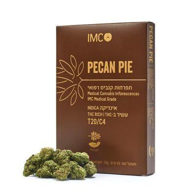 אריזת פקאן פאי (Pecan Pie) - אינדיקה T20/C4