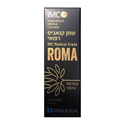 שמן רומא IMC