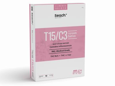 בריזה (Breeze) - סאטיבה T15/C3 - אלמנטס