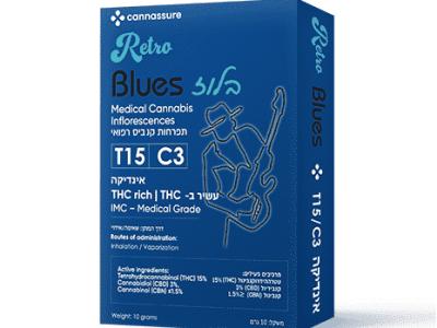 בלוז (Blues) - אינדיקה T15/C3
