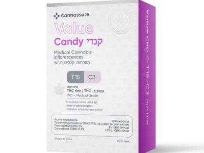 אריזת קנדי (Candy) - אינדיקה T15/C3